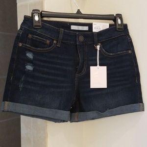 Lauren conrad mid rise shorts